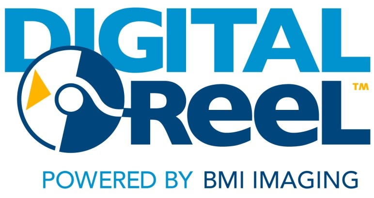 Digital Reel logo