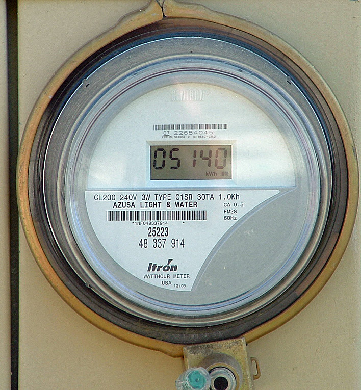 Read Your Electric Meter | Azusa, CA - Official Website