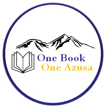 The logo for One Book One Azusa