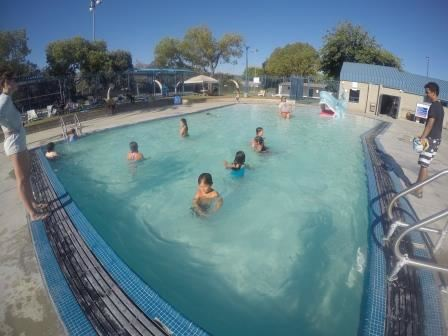 james slauson community pool azusa ca official website